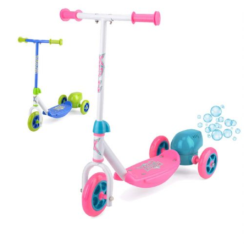Bubble Scooter Pink Xootz Ride On